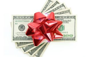 Annual Christmas Bonuses for Domestic Staff