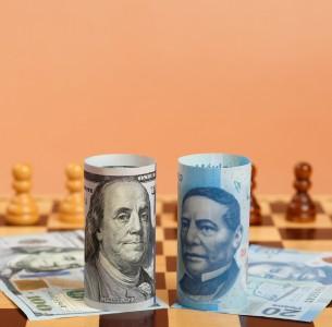 USD vs MXN